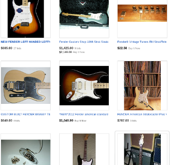 The 7 Unbreakable Rules of Buying Used Guitars Online