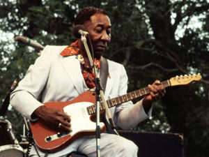 Muddy Waters, via musicradar.com