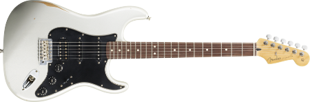 Fender's Roadworn Player Stratocaster HSS --via Fender.com
