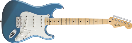 Fenders Standard Stratocaster (Made in Mexico) --via Fender.com