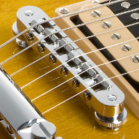 Where is that confounded (tune-o-matic) bridge?  --via gibson.com